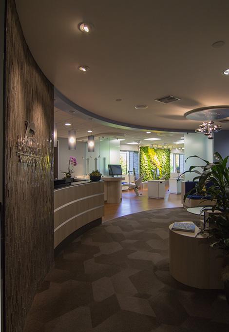 front desk Gorton & Schmohl Orthodontics