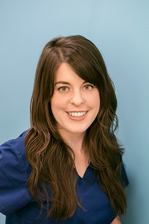 portrait lindsay salsman Dental Assistant at Gorton and Schmohl Orthodontics Larkspur