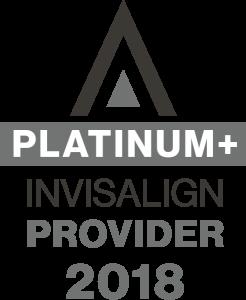 marin orthodontics platinum plus invisalign provider graphic