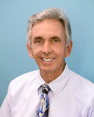portrait dr bill schmohl - orthodontist