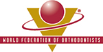 world federation of orthodontist logo