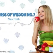 Words of Wisdom No. 7 - Stay Fresh 7