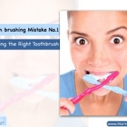 "Tooth brushing Mistake No.3: ""Not Brushing Often Enough or Long Enough"" 2"