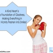 A Kind Heart is a Foundation of Gladness, Making Everything in it's Vicinity Freshen Into Smiles 3
