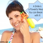 A Smile is a Powerful Weapon; You can Break Ice with it! 1