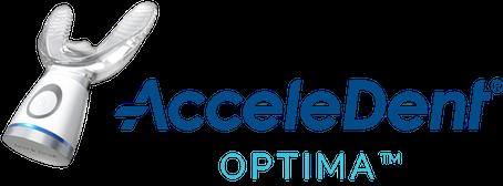 AcceleDent Optima Logo