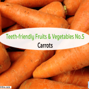 Teeth-friendly Fruits & Vegetables No. 1: Apples 4
