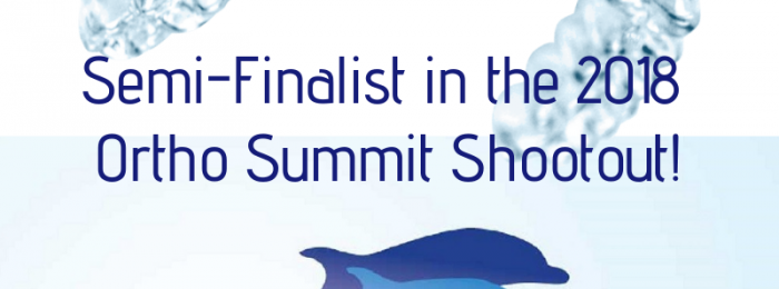 We are Semi-Finalist in the 2018 Ortho Summit