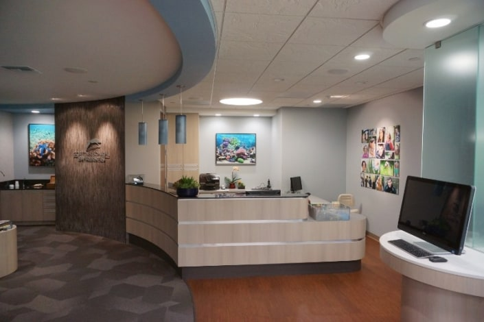 frontdesk office gorton and schmohl orthodontics