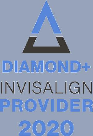 invisalign diamond provider logo